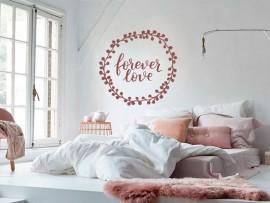 Autocolante Forever Love