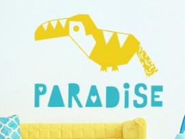 Autocolante Summer Paradise