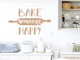 autocolante vinil cuisine bakery