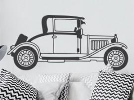 Sticker Automóvel Vintage