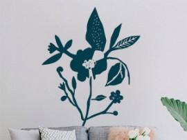 Autocolante Bûque Flores Silvestres