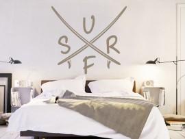 Autocolante Surf Logotipo