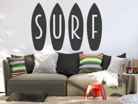 Autocolante Pranchas de surf