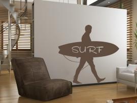 Autocolante Surfer 4