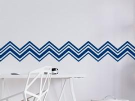 autocolante vinil faixa geometrica friso