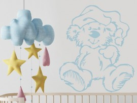 Autocolante Urso 4