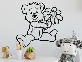 Autocolante Urso 5