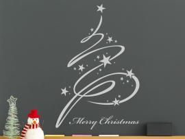 Autocolante Árvore de Natal Mágico