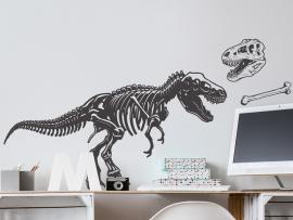 Autocolante Dinossauro Raptor