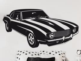 Autocolante Carro Mustang 2