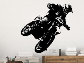 Autocolante Motocross Enduro