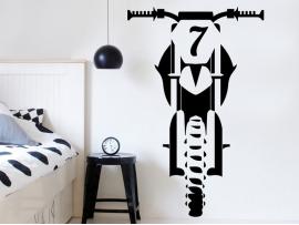Autocolante Motocross Personalizada