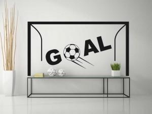 Autocolante Baliza de Futebal Goal