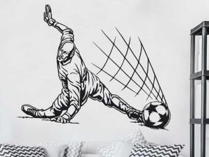 Autocolante Guarda Redes Futebol 2