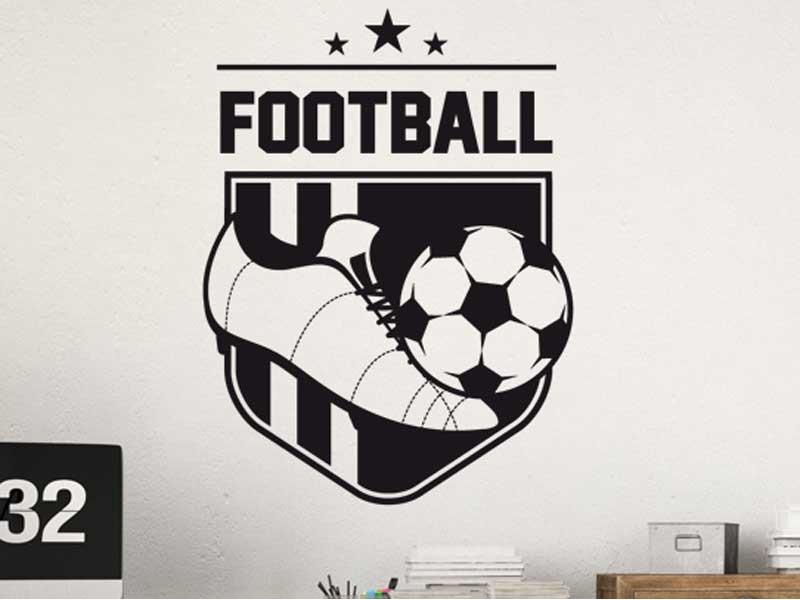 3b5f424286 Autocolante Flâmula de Futebol - Magic Stickers