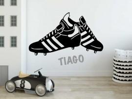 Autocolante Sapatos de Futebol 2