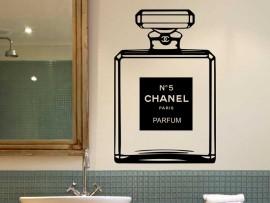 Autocolante Parfum Chanel Nº5