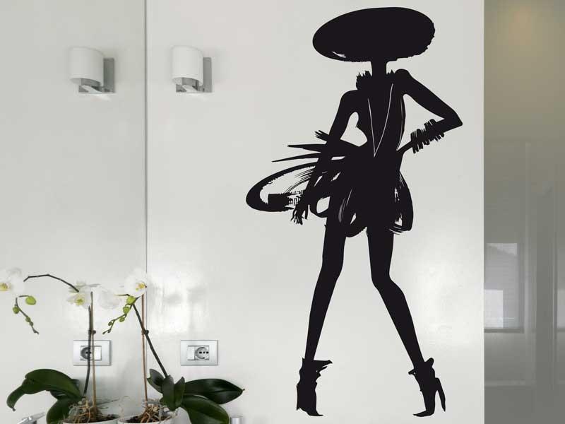 d8257c5ff0e Autocolante La Petite Robe Noire Guerlain - Magic Stickers