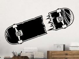 Autocolante Skateboard 2