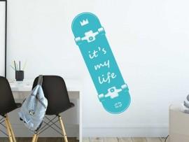 Autocolante Skateboard 3
