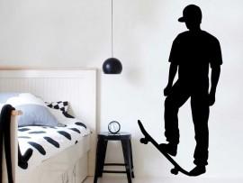 Autocolante Skater 2