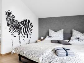 Autocolante Zebra
