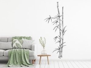 Autocolante Bambu 2
