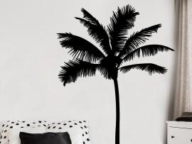 Autocolante Árvore Palmeira
