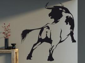 autocolante vinil touro tourada