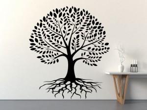 Autocolante Árvore de Vida 4