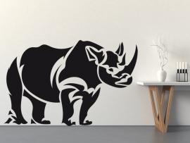 Autocolante Rinoceronte