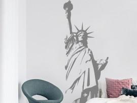 Autocolante Estatua da Liberdade