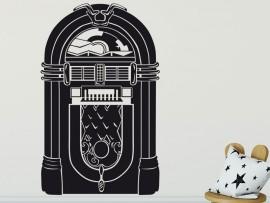 Autocolante Jukeboxe