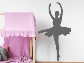 Autocolante Bailarina 2