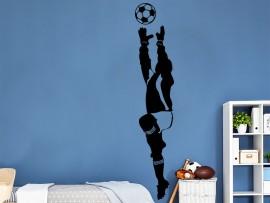 Autocolante Futebol Guarda Redes