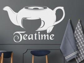 Autocolante Teatime 2