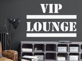 Autocolante VIP Lounge