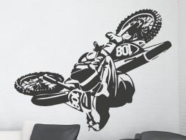 Autocolante Motocross Freestyle 2