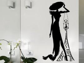Autocolante La Petite Robe Noire Guerlain 4