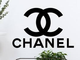 Autocolante Chanel