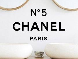 Autocolante Chanel Nº5 PARIS