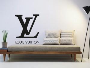 Autocolante Louis Vuitton