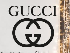 Autocolante Gucci