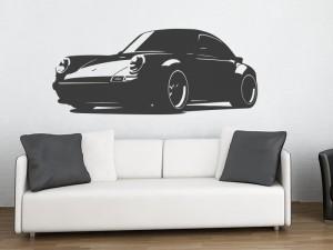 Autcolante Porsche 3