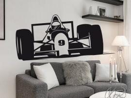 Sticker Formula F1