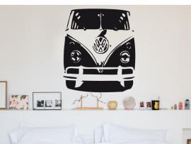 Autocolante Van VW