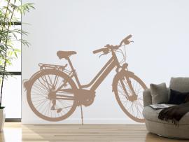 autocolante vinil bicicleta bicke