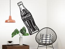 Autocolante Coca Cola Warhol